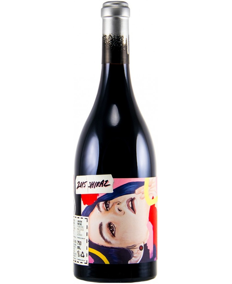 Longview The Piece Shiraz 2015