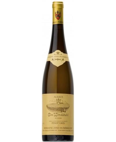 Domaine Zind Humbrecht Pinot Gris Clos Windsbuhl 2014