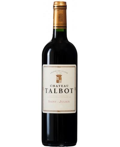Château Talbot Saint-Julien 2015