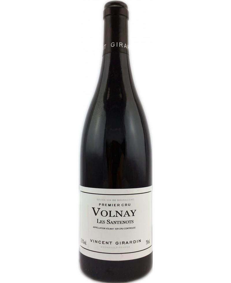 """Vincent Girardin Volnay 1er Cru """"Les Santenots"""" 2015"""
