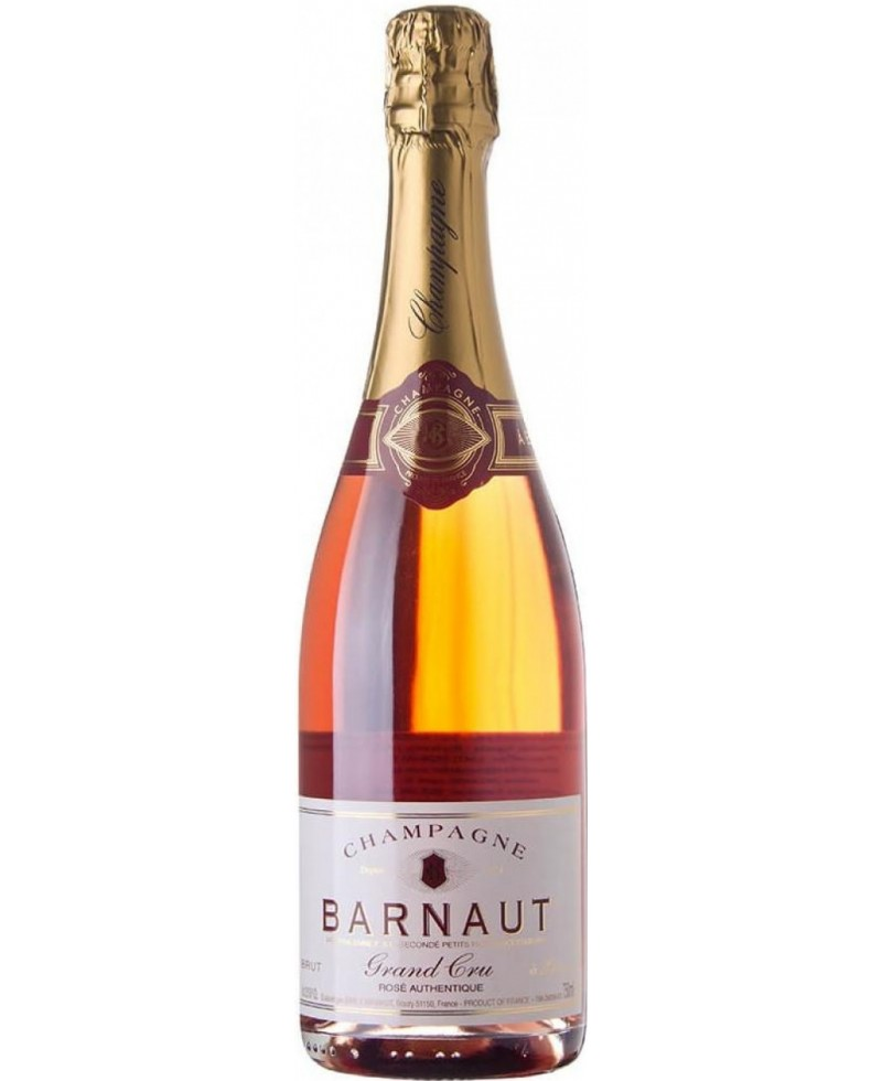 Barnaut Authentique Rosé Grand Cru