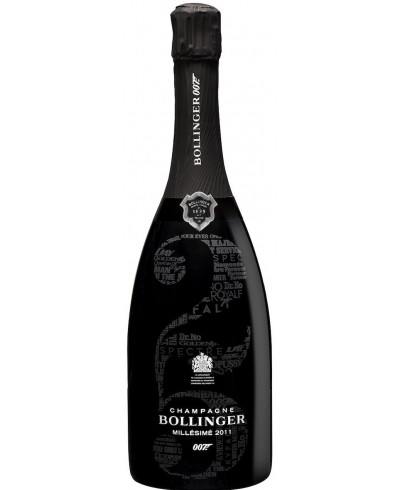 Bollinger James Bond 007 Limited Edition 2011