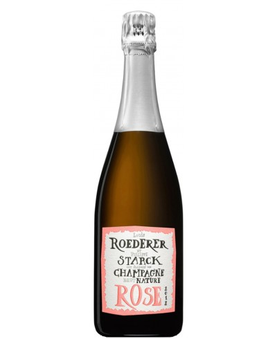 Louis Roederer Brut Nature Rose 2012