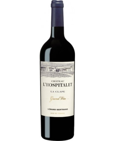 Château l'Hospitalet Grand Vin Red 2018