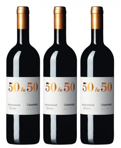 Avignonesi & Capannelle 50&50 2014