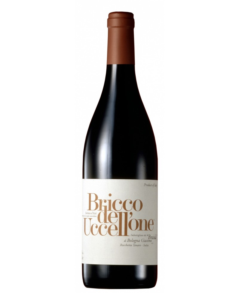 Braida Bricco dell'Uccellone Barbera d'Asti 2016