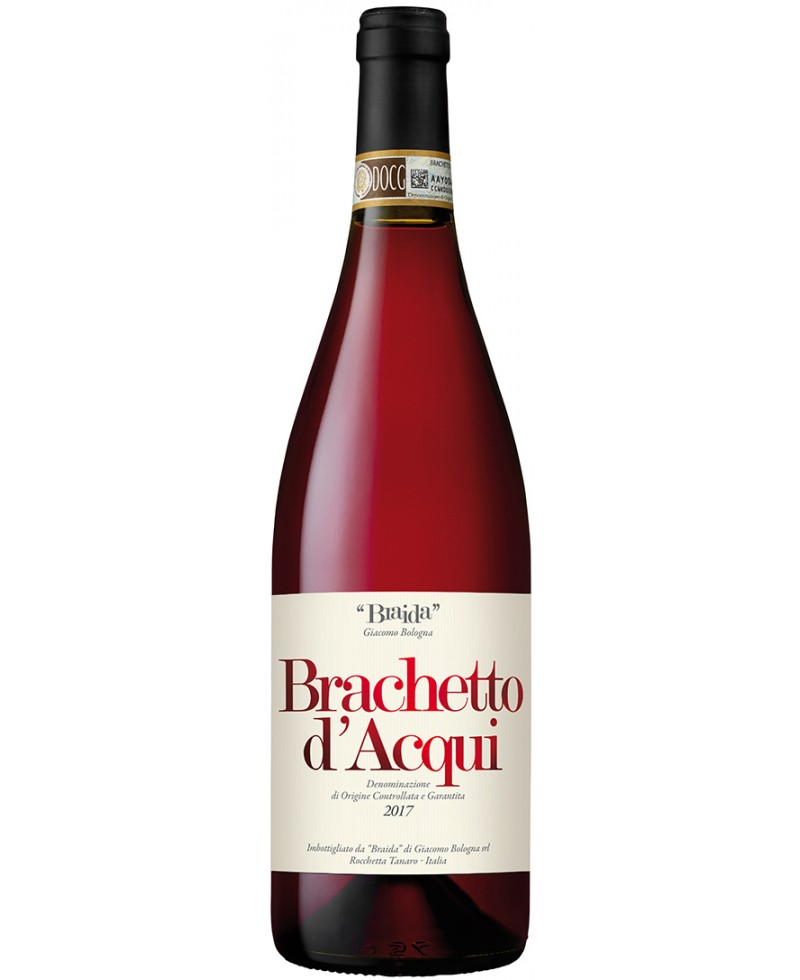 Braida Brachetto d'Acqui 2017