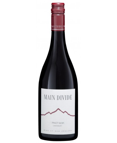 Main Divide Pinot Noir 2015