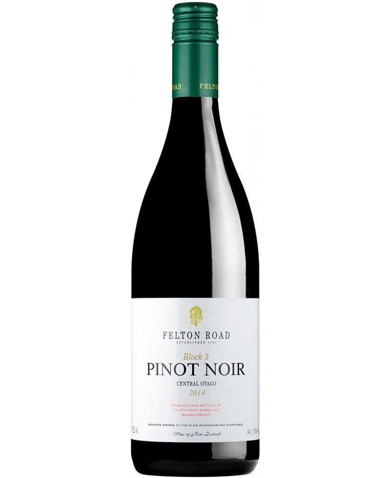 "Felton Road ""Block 3"" Pinot Noir 2014"