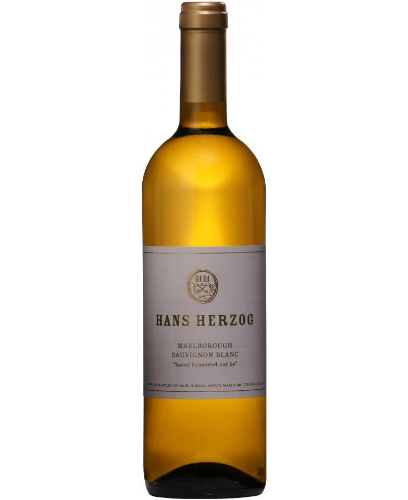 Hans Herzog Sauvignon Blanc 2015