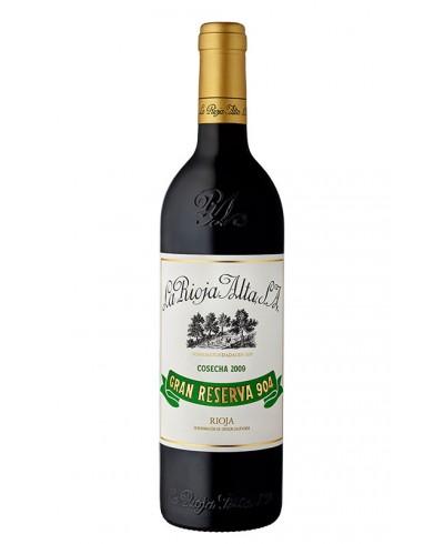 La Rioja Alta Gran Reserva 904 Tinto 2009