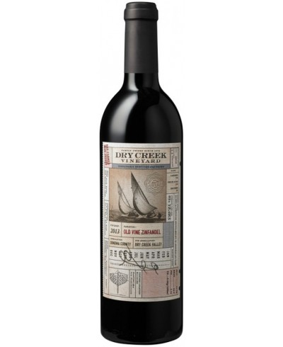 "Dry Creek Zinfandel ""Old Vine"" 2015"