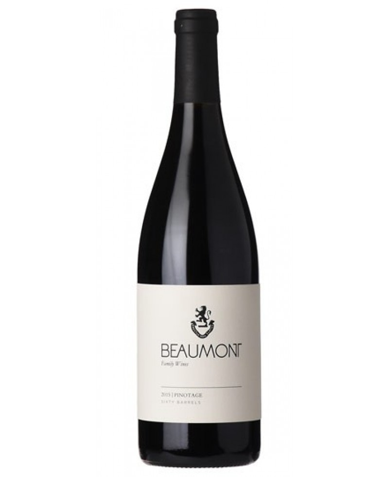 Beaumont Winery Pinotage 2015