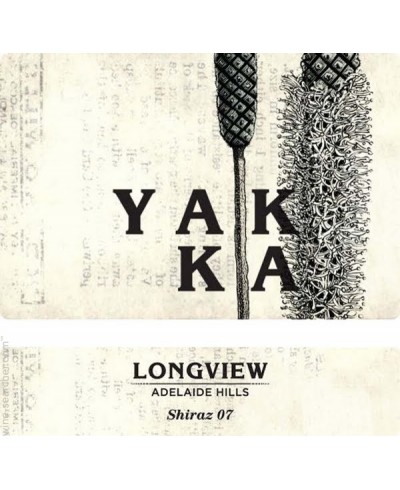 Longview Yakka Shiraz 2016