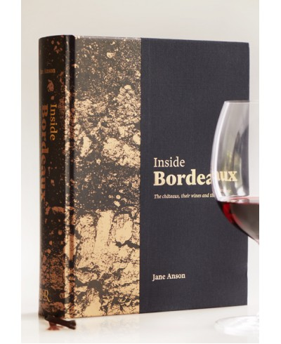 Inside Bordeaux by Jane Anson