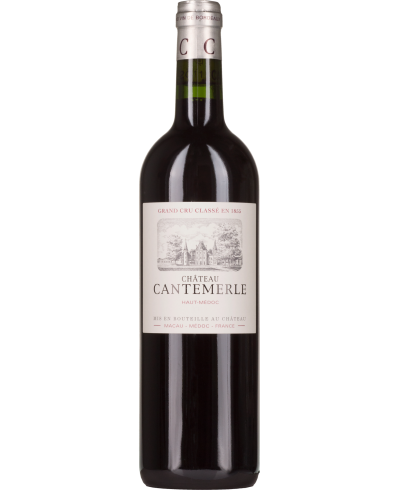 Château Cantemerle 2015
