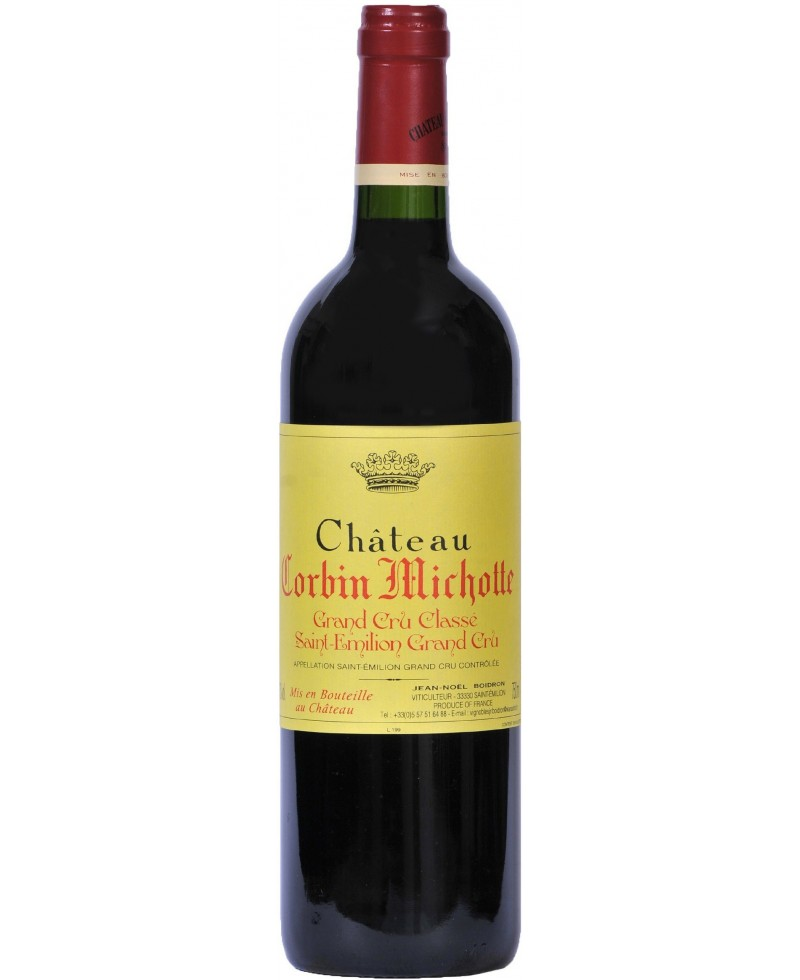 Château Corbin Michotte 2010