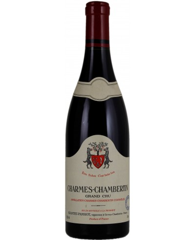 Domaine Geantet Pansiot Chambolle Musigny 1er Cru Les Baudes 2010