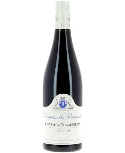 Domaine des Beaumont Charmes Chambertin Grand Cru 2010