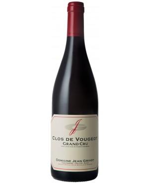 Domaine Jean Grivot Clos de Vougeot Grand Cru 2011