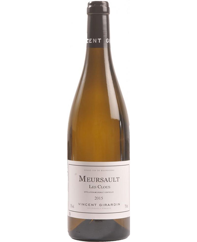 """Vincent Girardin Meursault """"Les Vieilles Vignes"""" Blanc 2015"""