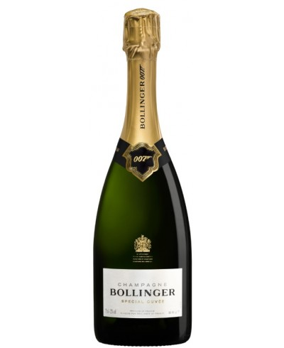 Bollinger Special Cuvée 007 Limited Edition