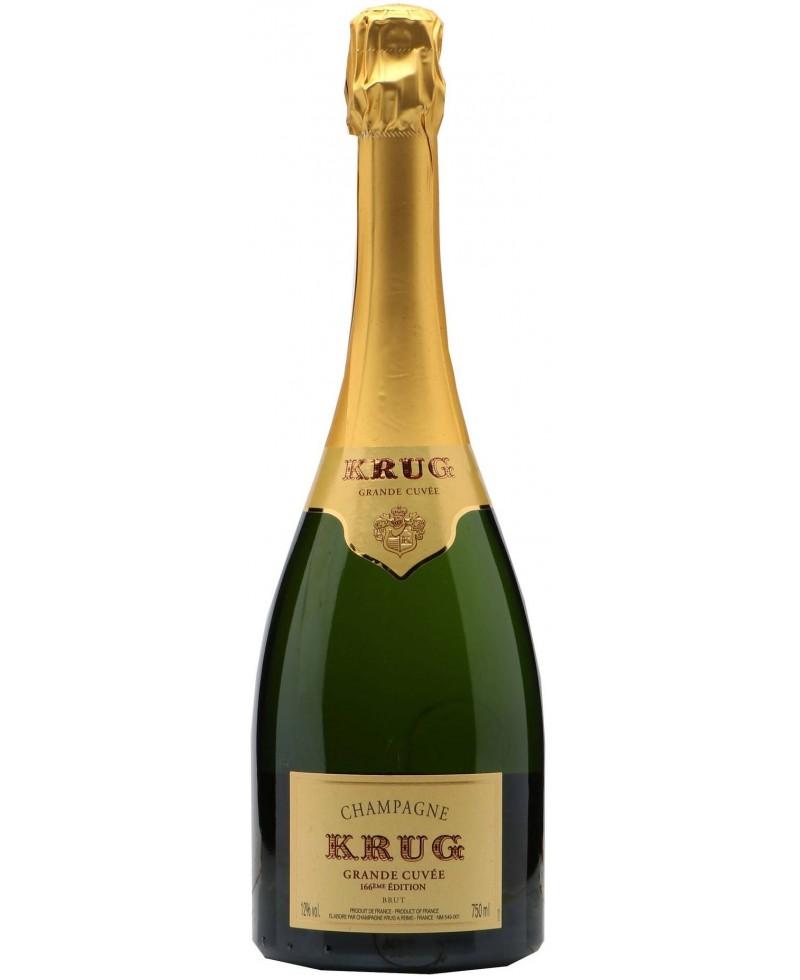 Krug Grande Cuvee 167th Edition NV