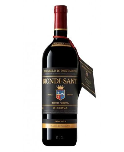 Biondi Santi Brunello di Montalcino Riserva 2012 - WE100 Points