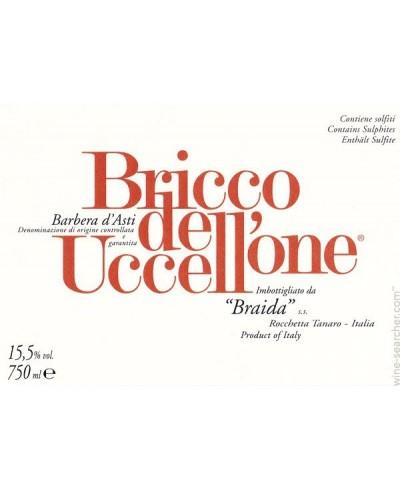 Braida Bricco dell'Uccellone Barbera d'Asti 2016