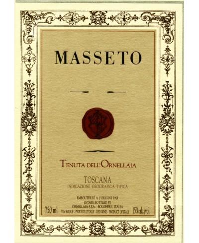Ornellaia Masseto 2012