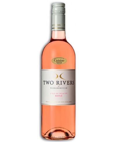 """Two Rivers """"L'ile De Beaute"""" Rosé 2019"""