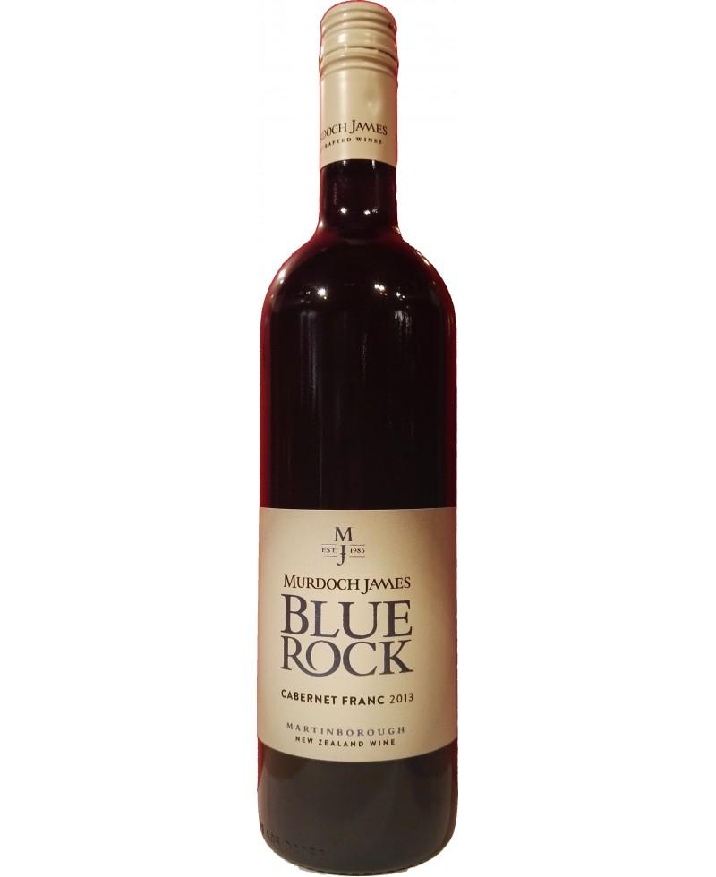 "Murdoch James ""Blue Rock"" Cabernet Franc 2013"