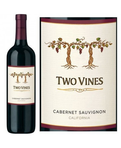 Columbia Crest Two Vines Cabernet Sauvignon 2014