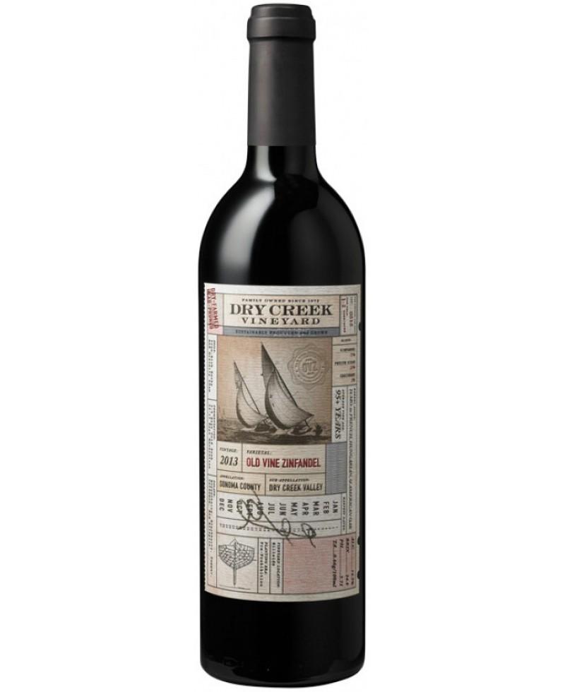 "Dry Creek Zinfandel ""Old Vine"" 2018"