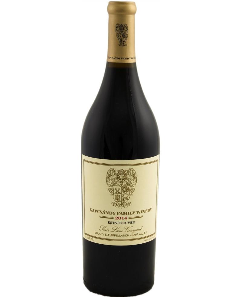 Kapcsándy Family Winery Cuvée 2014